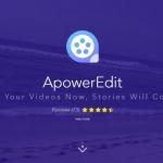 视频编辑王 Apowersoft ApowerEdit v1.4.8.13 中文破解版附带破解补丁